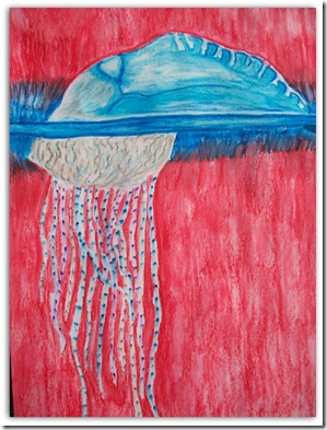 Jellyfish by Winter Broadhurst