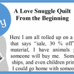 A Quilt Story