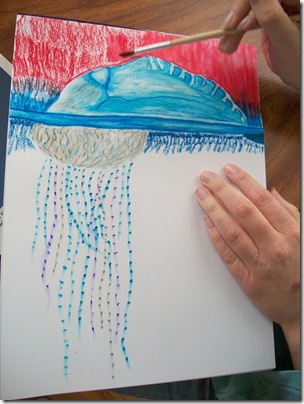 Painting a Jellyfish
