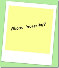 About integrity