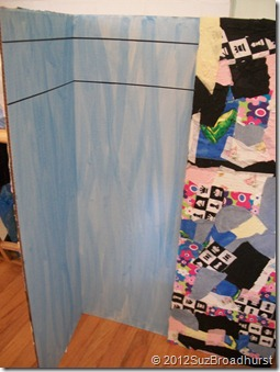 Timeline Patchwork and a Wash