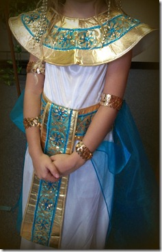 Dress Like an Ancient Egyptian Day