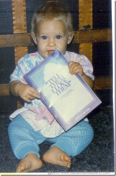 Baby Winter: Tell the I Love Them @SuzBroadhurst