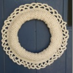 August Simplicity Crochet Wreath @SuzBroadhurst