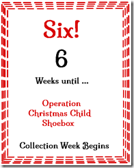 6 Weeks to Go!