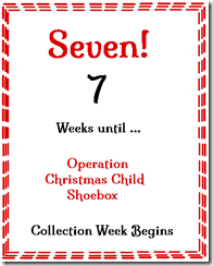 7 Weeks to Go!