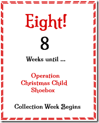 8 Weeks to Go!