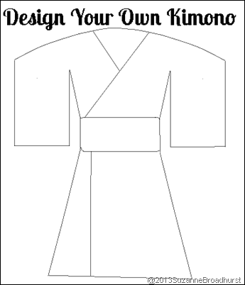 Design Your Own Kimono