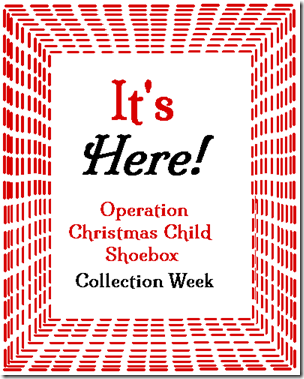 Collection Week: It's Here!