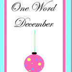 One Word December