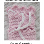 Crochet for a Cause: Operation Christmas Child Even Jazzier Pencil Case