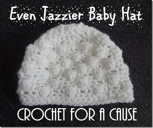 Even Jazzier Baby Hat