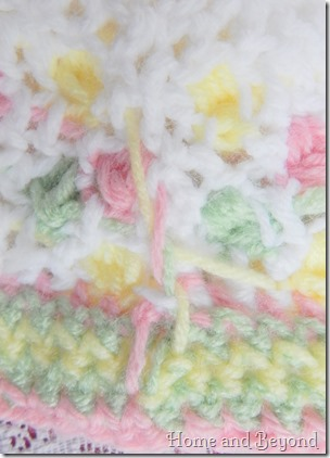 Inside of Even Jazzier in Pastel Bobbles