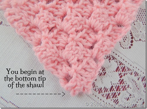 Crocheting For A Cause : Crochet for a Cause: A Simple Shawl for a Ronald McDonald House Mom