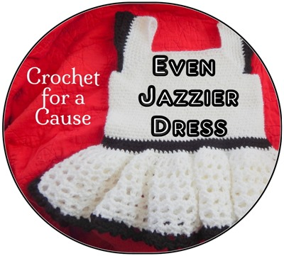 Crochet for a Cause Even Jazzier Dress