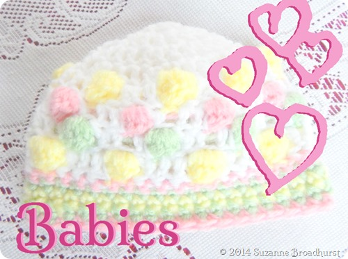 Crochet for a Cause_Babies