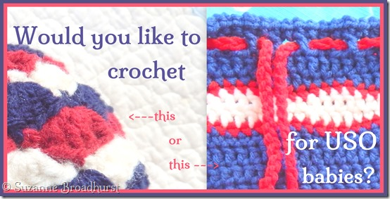 Crochet for USO Babies