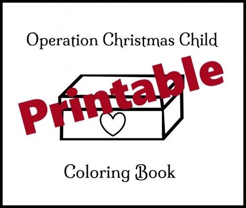 operation christmas child coloring page - search results for box patterns free printable pdf