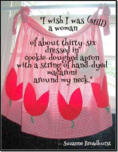 Cookie-doughed Apron