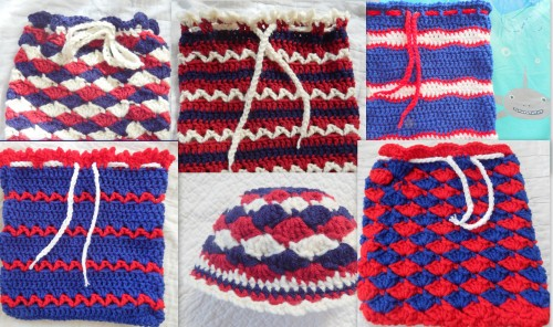Crochet Patterns for Operation LITTLE FEET