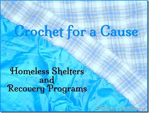 Crochet for a Cause_Homeless Shelters and Recovery Programs