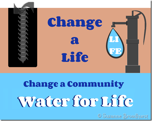 Change a Life with WaterPump and Drill