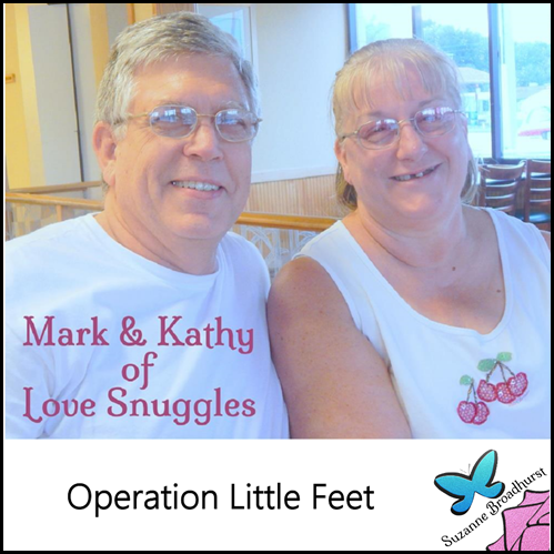 Mark and Kathy  from Love Snuggles
