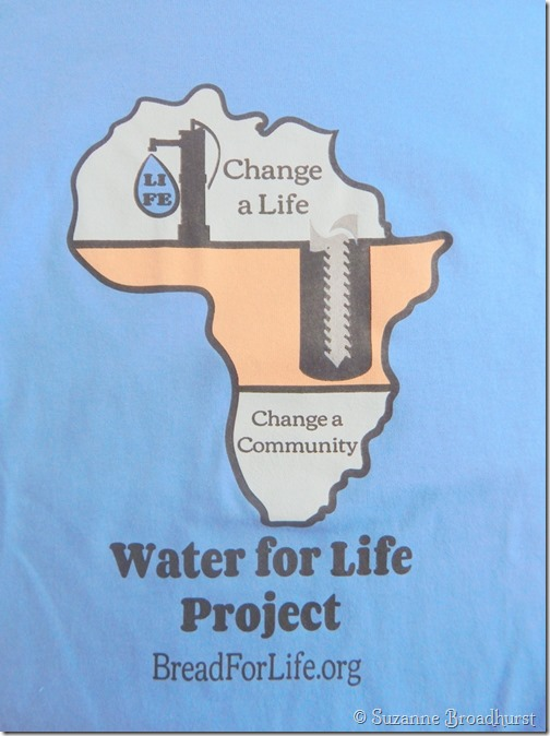 Water for Life Project T-shirt