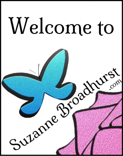 Welcome to SuzanneBroadhurst_com