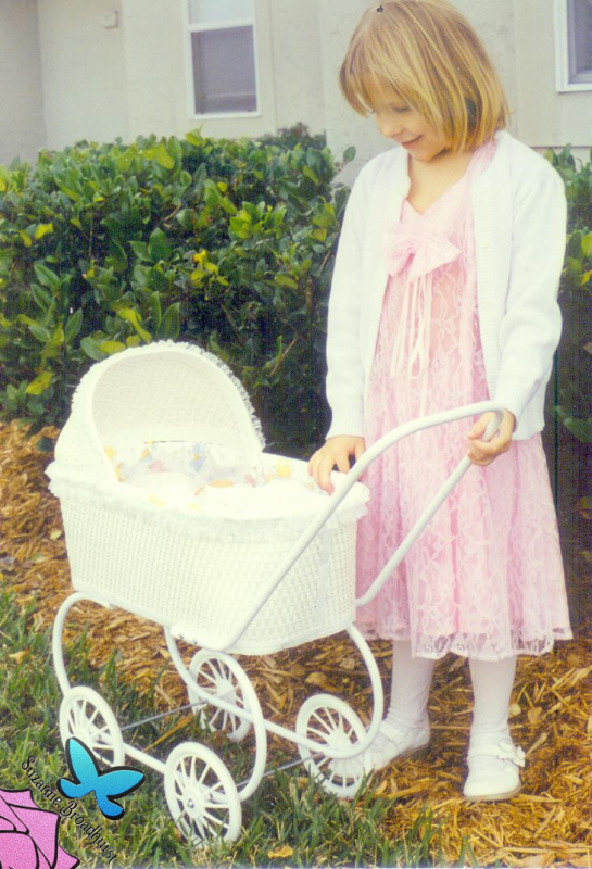 Winter and Baby Carriage