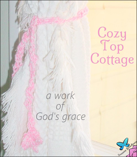 Cozy Top Cottage_A Work of God's Grace