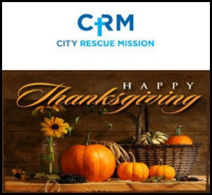 Happy Thanksgiving from CRM