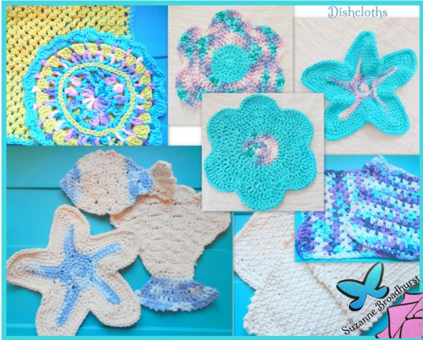 Variety of Dishcloths