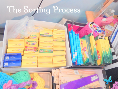 The Sorting Process