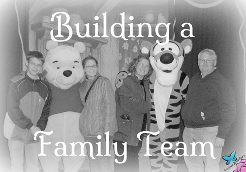 Building a Family Team