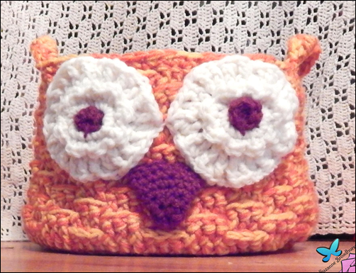 Hoot Owl Container