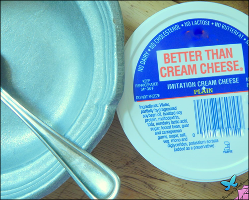 Dairy-free Cream Cheese