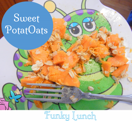Funky Lunch_Sweet PotatOats