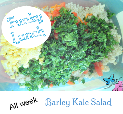 Funky Lunch_All Week Barley Kale Salad