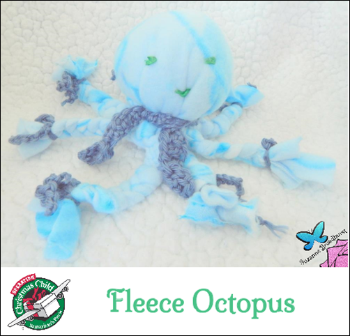 Fleece Octopus