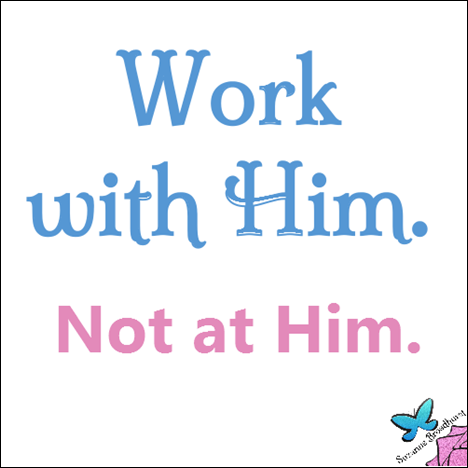 Work With Him