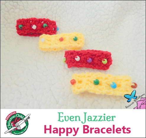 Even Jazzier Happy Bracelets