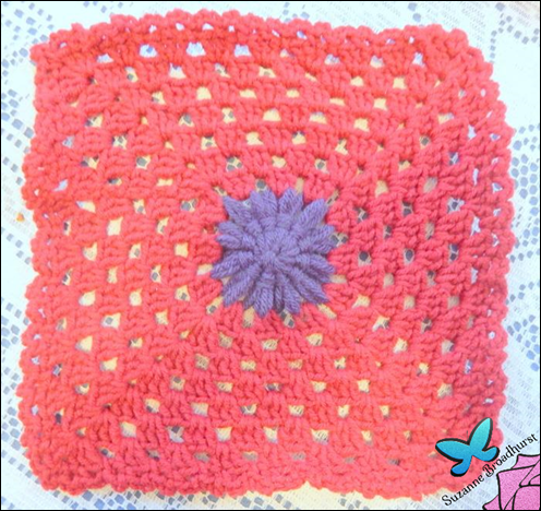 Granny Square_Judy Flower