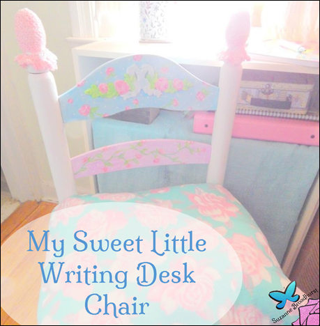My Sweet Little Writing Desk Chair