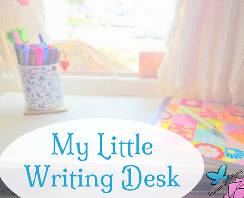 My Very Wonderful _FREE_Writing Desk