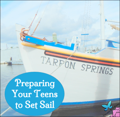 Preparing Your Child to Set Sail