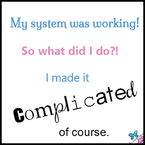 Simple Made Complicated