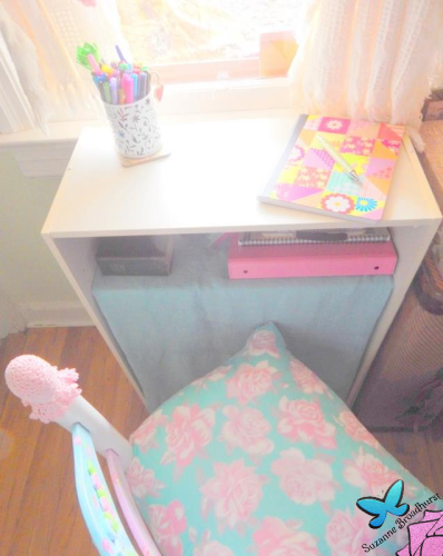 My Little Writing Desk and Chair