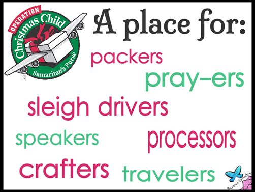 Operation Christmas Child_Many Opportunities