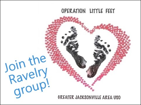 Operation Little Feet Ravelry Group